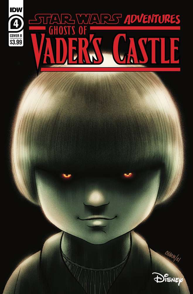 Star Wars Adv Ghost Vaders Castle #4 (of 5) (Cover B - Charm)