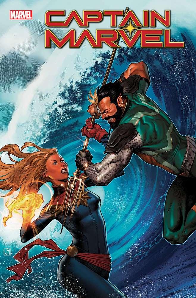 Captain Marvel #23