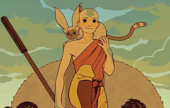 Avatar Graphic Novel